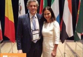 CEO Elena Mayer and Robert McEwen - President and CEO of McEwen Mining
