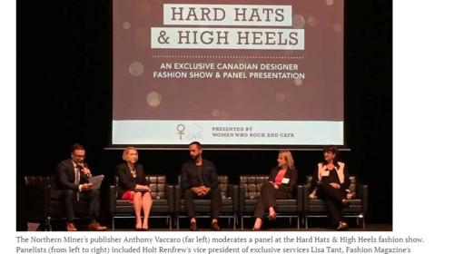 Hard Hats and High Heels